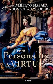Image of cover for From Personality to Virtue