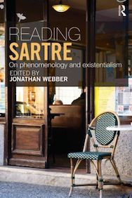 Image of cover for Reading Sartre